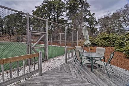 East Orleans Cape Cod vacation rental - Tennis court