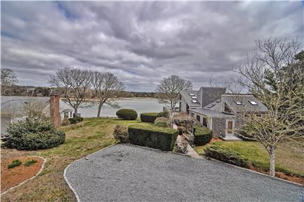 East Orleans Cape Cod vacation rental - Water view