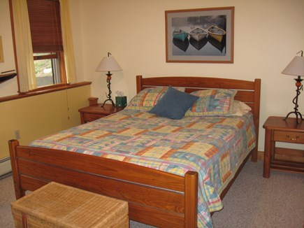 West Chatham Cape Cod vacation rental - Bedroom with Double bed