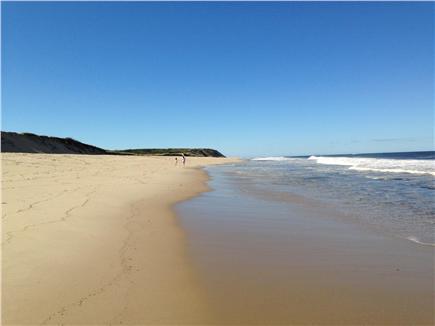 Wellfleet Cape Cod vacation rental - Newcomb Hollow Beach (4 min. drive)