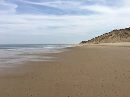 Wellfleet Cape Cod vacation rental - Newcomb Beach (Oceanside - 4 min. drive)