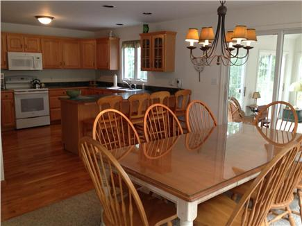 Wellfleet Cape Cod vacation rental - Dining Area/Kitchen