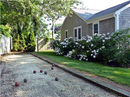 Harwich Port Cape Cod vacation rental - Bocce Court