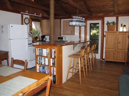 South Orleans Cape Cod vacation rental - Kitchen, Bar, and Dining Table