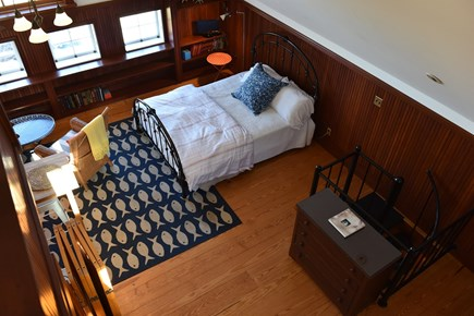 East Orleans on the cove Cape Cod vacation rental - Birds eye view