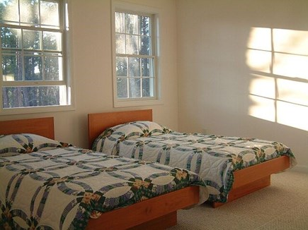 Wellfleet Cape Cod vacation rental - 2 single beds upstairs bedroom