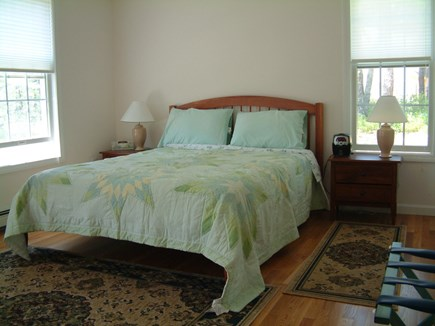 Wellfleet Cape Cod vacation rental - Master Bedroom  with Bath