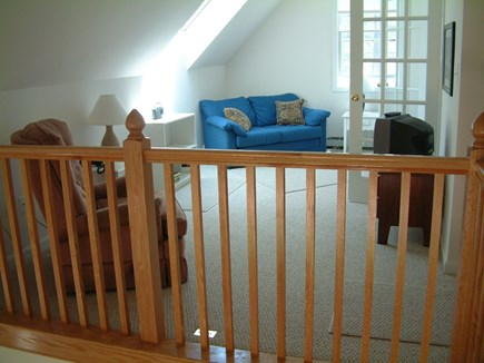 Wellfleet Cape Cod vacation rental - Loft with sleeping couch