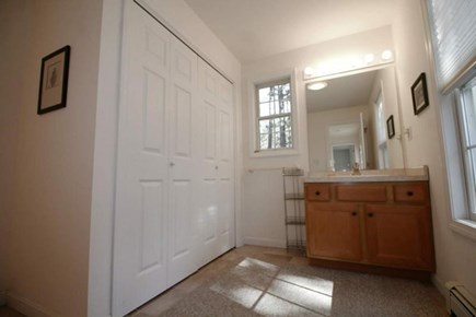 Wellfleet Cape Cod vacation rental - 1st floor Laundry Room-1/2 bath