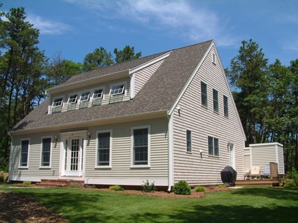 Wellfleet Cape Cod vacation rental - Front