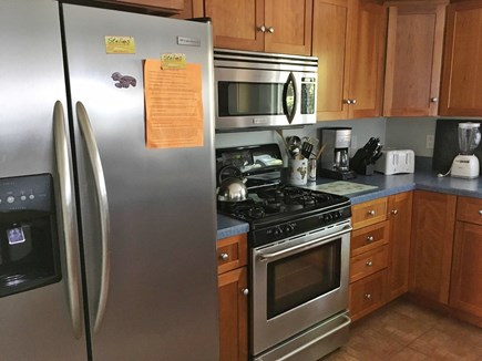 Mashpee, Popponesset Beach Cape Cod vacation rental - Kitchen