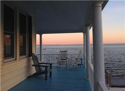 Provincetown Cape Cod vacation rental - Sunset from Your Porch...Perfect Provincetown