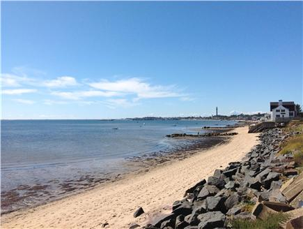 Provincetown Cape Cod vacation rental - House Offers Spectacular East End Bay & Harbor Views