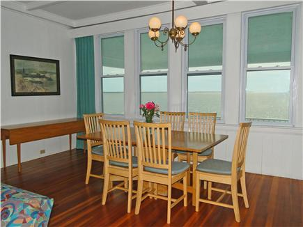 Provincetown Cape Cod vacation rental - Waterfront Dining