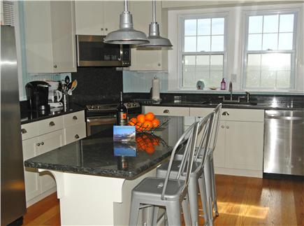 Provincetown Cape Cod vacation rental - Fabulous New Chefs Kitchen with Panoramic Bay View