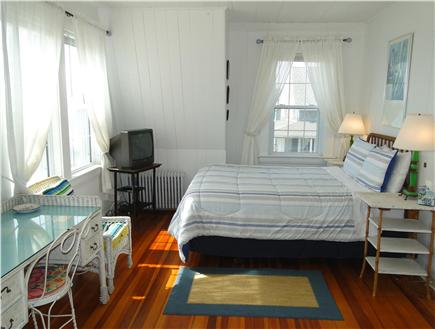 Provincetown Cape Cod vacation rental - Master Bedroom (facing west)