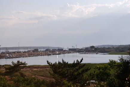 Wellfleet Cape Cod vacation rental - A lovely harbor view!