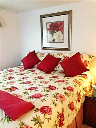 Centerville Centerville vacation rental - Master bedroom with king bed and 1/2 bath