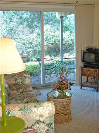 New Seabury New Seabury vacation rental - Gather to watch tv or play a game in the downstairs family room