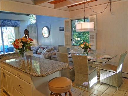 New Seabury New Seabury vacation rental - Sunny spot for six to dine