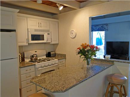 New Seabury New Seabury vacation rental - Newly refinished kitchen with granite counter tops