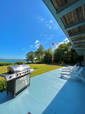 South Orleans Cape Cod vacation rental - Stunning view of Pleasant bay