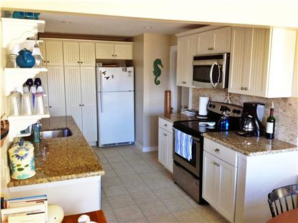 Centerville Centerville vacation rental - Kitchen- granite countertops- new cabinets.