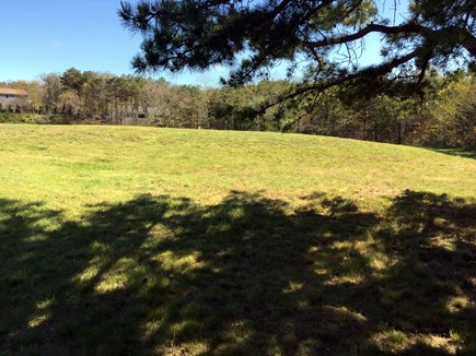 North Truro Cape Cod vacation rental - View from backyard