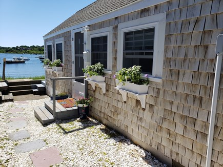 Chatham Cape Cod vacation rental - Side view