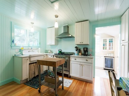 West Harwich Cape Cod vacation rental - Newly renovated kitchen with brand new appliances