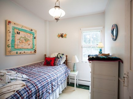 West Harwich Cape Cod vacation rental - Single downstairs near Queen BR for small children proximity
