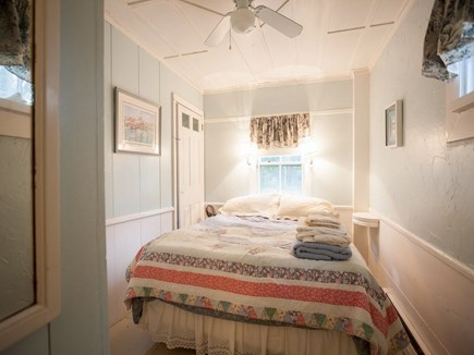 West Harwich Cape Cod vacation rental - Downstairs Queen