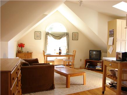 Orleans Cape Cod vacation rental - Relax with a great book or fun movie in the living area