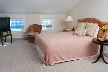 East Falmouth in the historic  Cape Cod vacation rental - Master Guest Room feels like you're