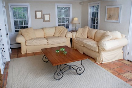 East Falmouth in the historic  Cape Cod vacation rental - Family Room