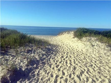 East Falmouth in the historic  Cape Cod vacation rental - Private Beach down the street