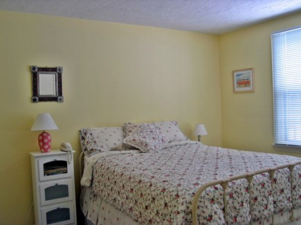 Chatham Cape Cod vacation rental - First floor double bedroom (full bath across hall)