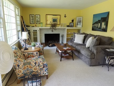 Chatham Cape Cod vacation rental - Relaxing Living Room