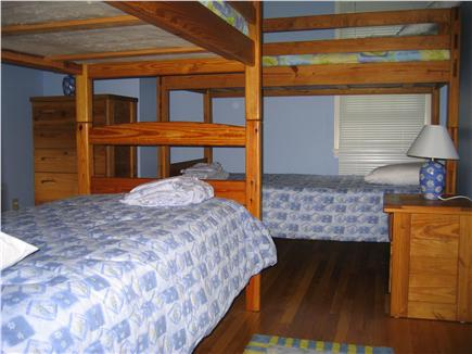 Chatham Cape Cod vacation rental - Double Bunk beds ideal for kids