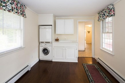 Chatham Cape Cod vacation rental - Laundry room.