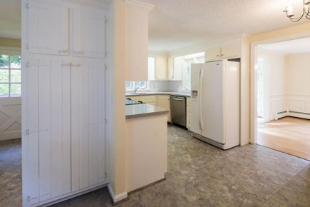 Chatham Cape Cod vacation rental - Mudroom entrance leading to kitchen.