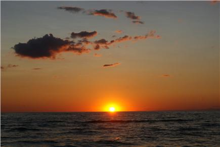 Eastham Cape Cod vacation rental - Sunset at First Encounter Beach!