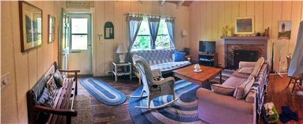 Eastham Cape Cod vacation rental - Open Living with cathedral ceilings