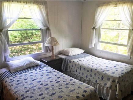 Eastham Cape Cod vacation rental - Bedroom #2 with twin beds