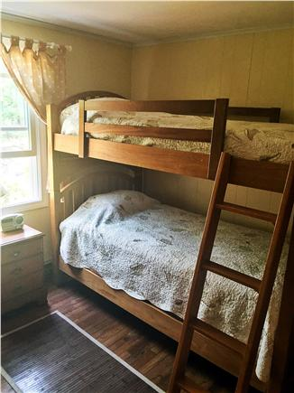 Eastham Cape Cod vacation rental - Bedroom #3 with bunks