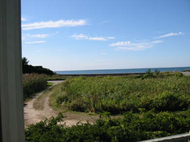 Woods Hole Cape Cod vacation rental - View in Front