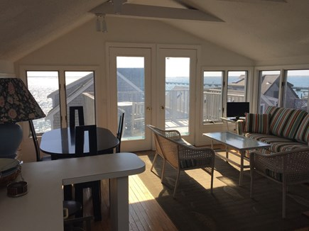 Provincetown Cape Cod vacation rental - Another view of the main room