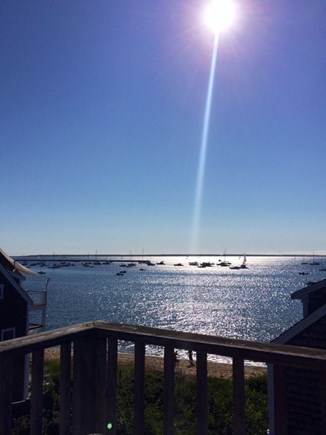 Provincetown Cape Cod vacation rental - Morning view of harbor