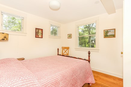 Hyannis Cape Cod vacation rental - 1st Floor Bedroom also with Water Views