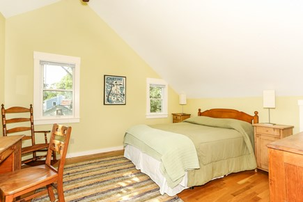 Hyannis Cape Cod vacation rental - 2nd Floor Bedroom w Queen Bed, also with Views over water